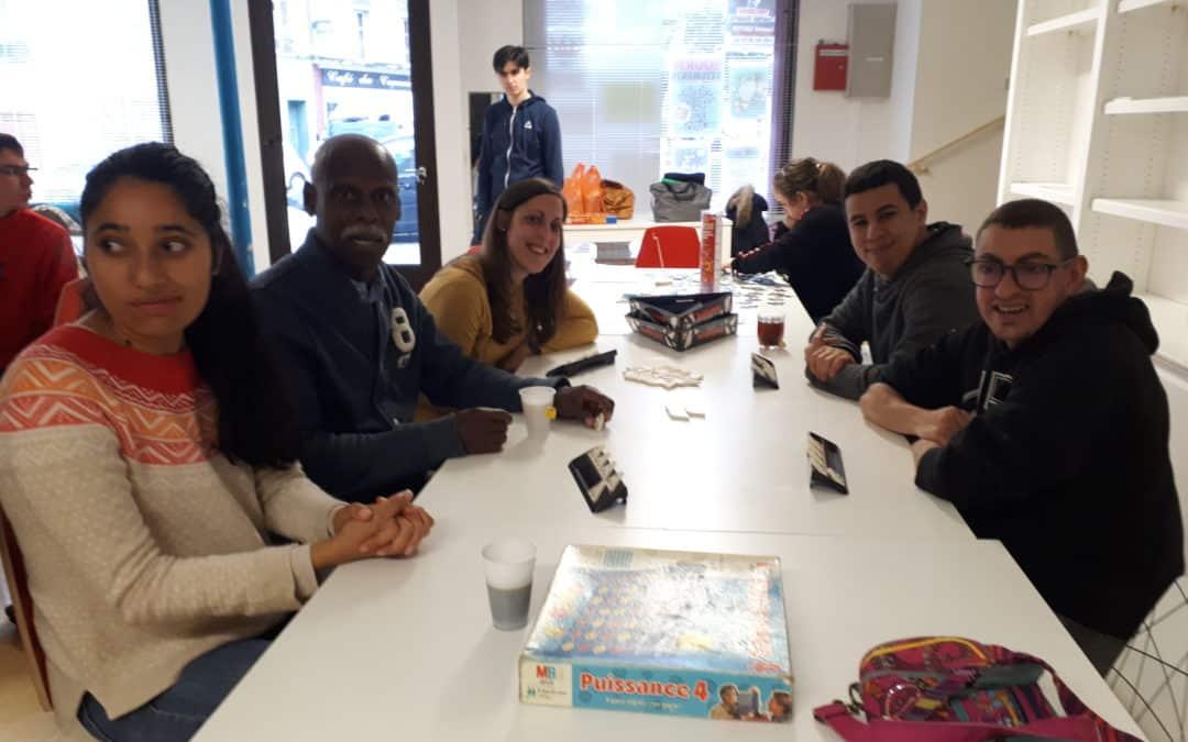 Ateliers des Grands Novembre 2019 : Jeux de société