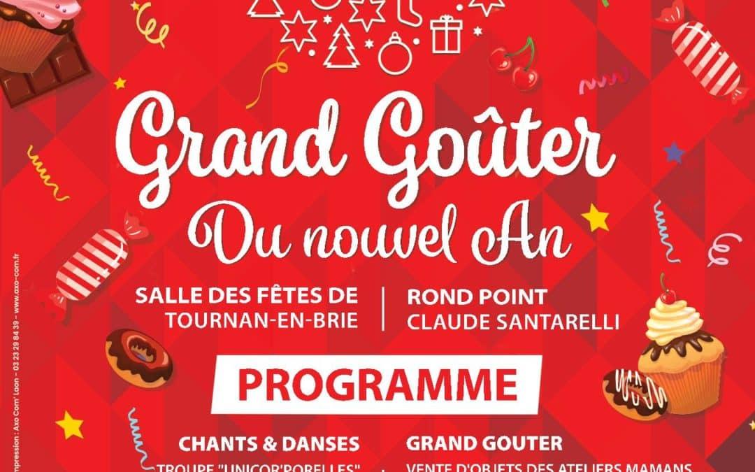 Grand Goûter Meuphine le 26 Janvier 2020 (ouvert à tous et entrée libre)